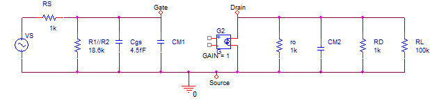 mosfet-small-signal-model